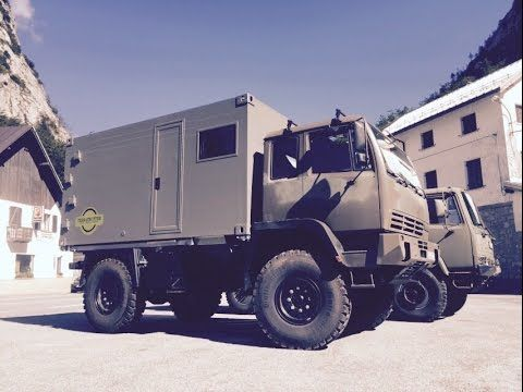 Build your own Expedition Vehicle | Terratrotter