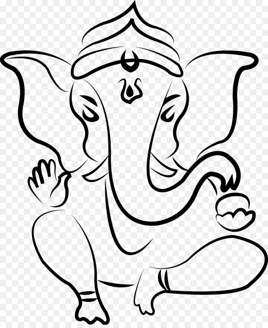 4 Ganesha Drawing Sketch For Free Download On Ayoqq Org Ganesha Drawing Art Journal Inspiration Ganesha Painting