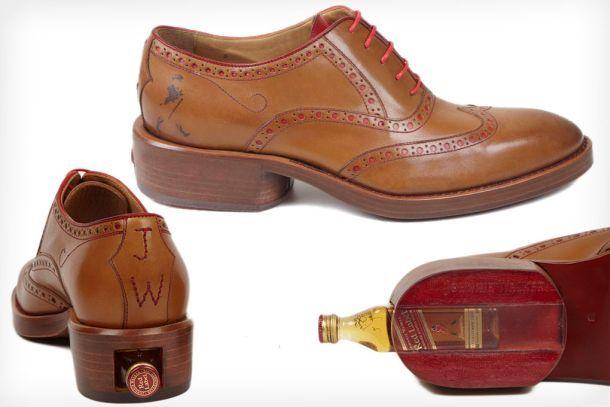 Ботинки Oliver Sweeney x Johnnie Walker