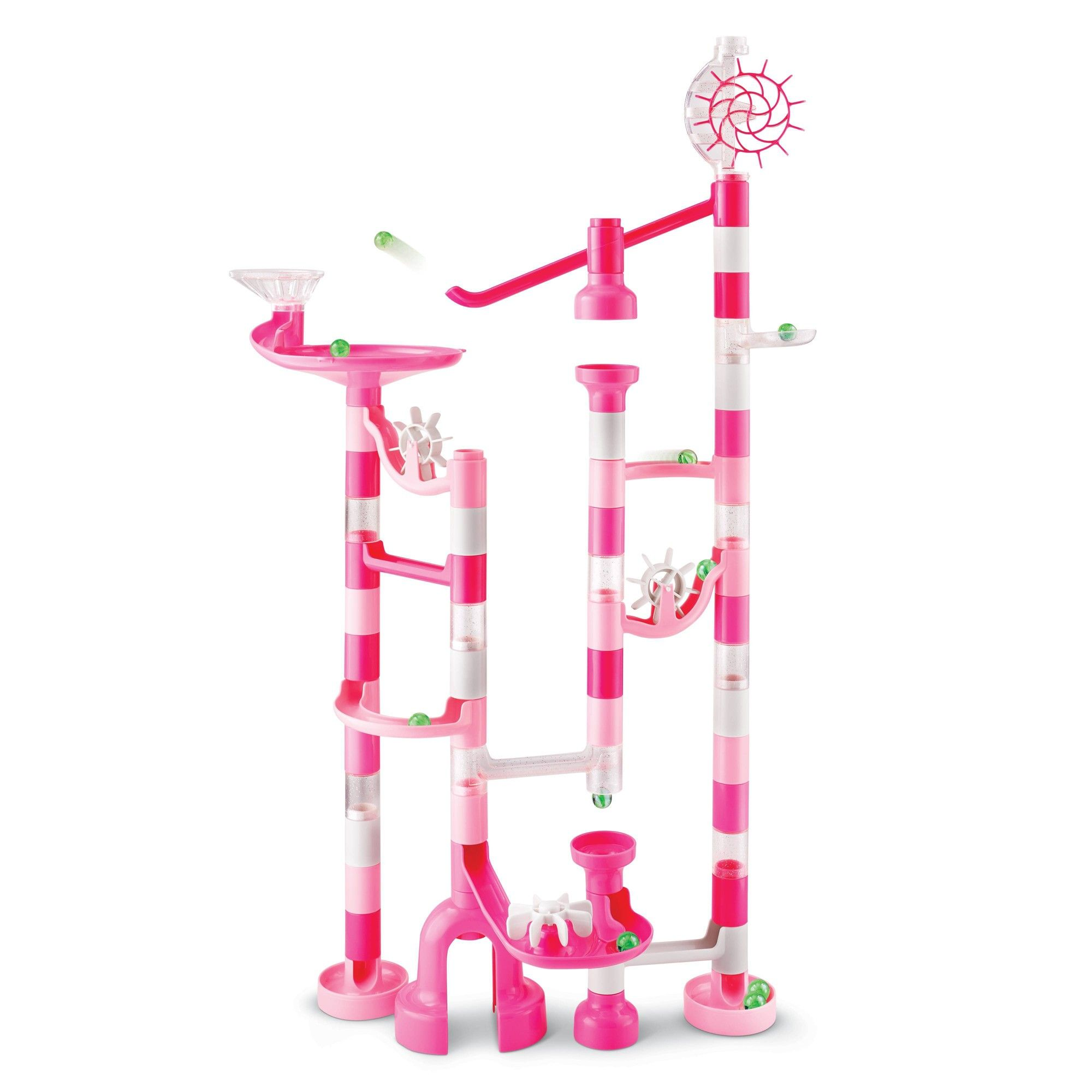 MindWare Sparkle Marble Run