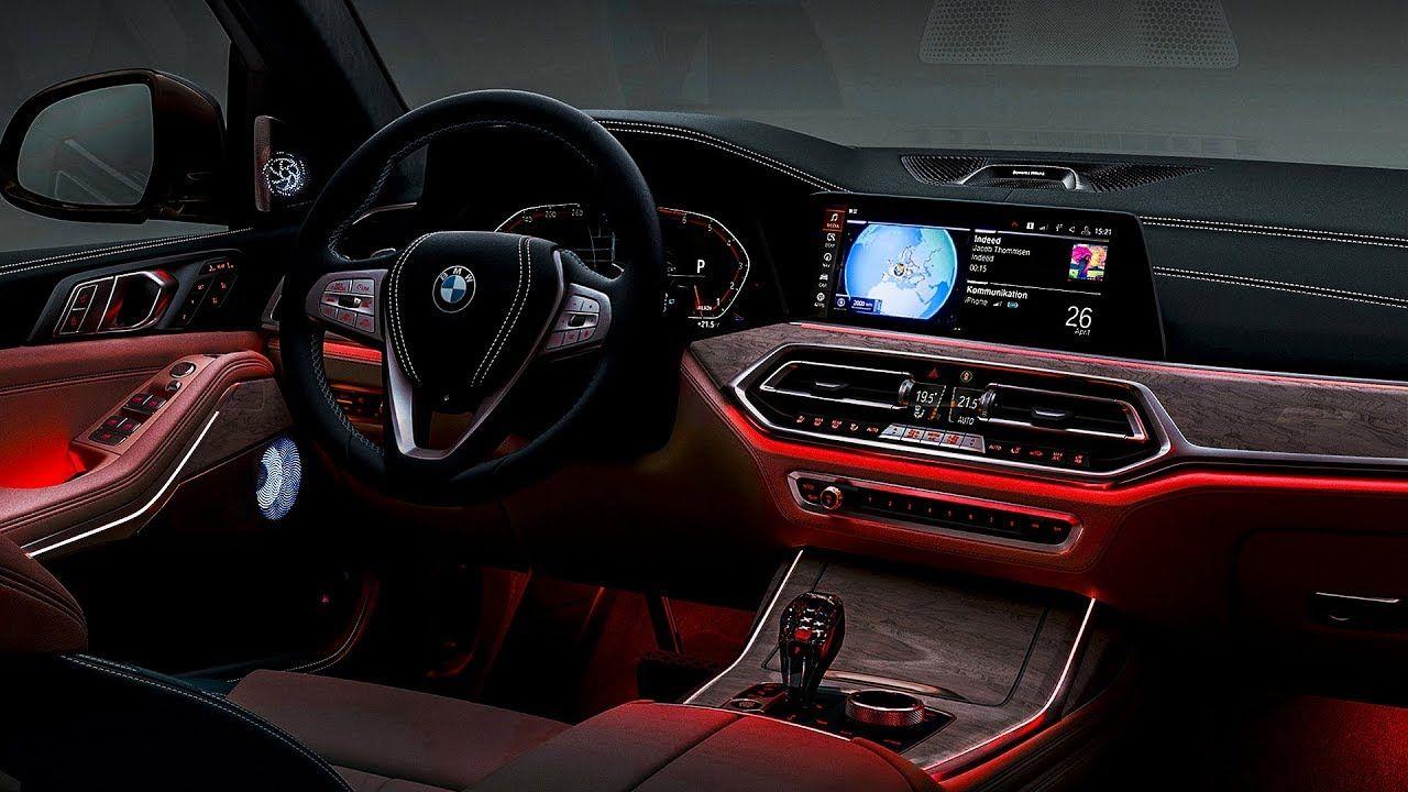 Bmw X7 2019 Excellent Interior Bmw X7 New Bmw Bmw