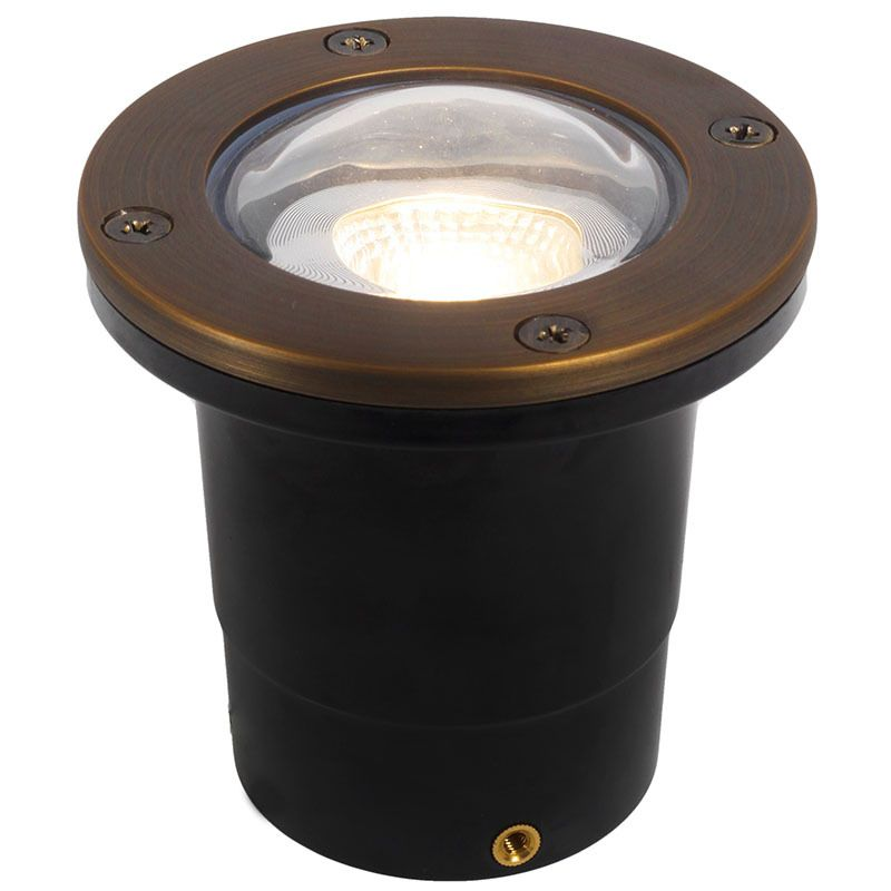 In Ground Well Light Pgc3b Low Voltage 12 Volt 120 Volt Pgc3b By Aql Light Well Deck Lighting Pathway Lighting