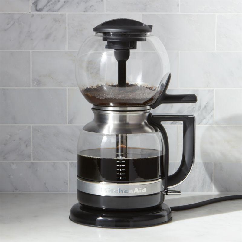 Free shipping shop kitchenaid siphon vacuum coffee