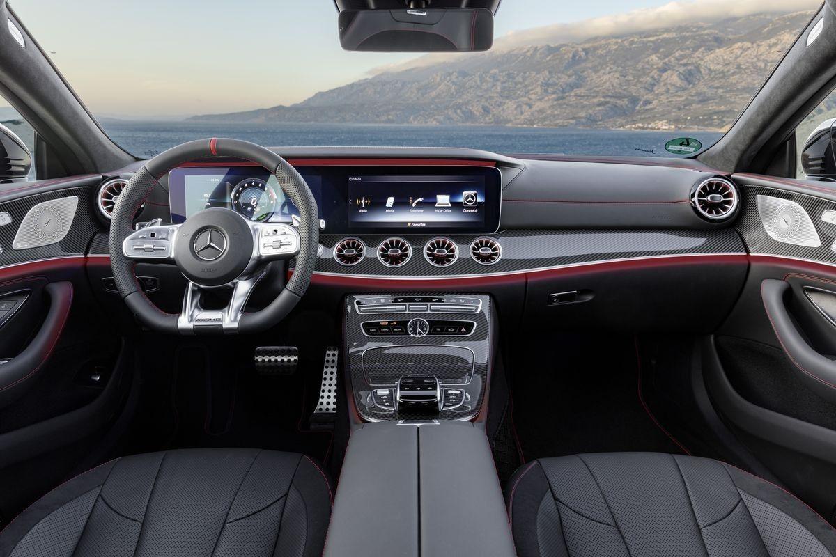 2019 Mercedes Benz E Class