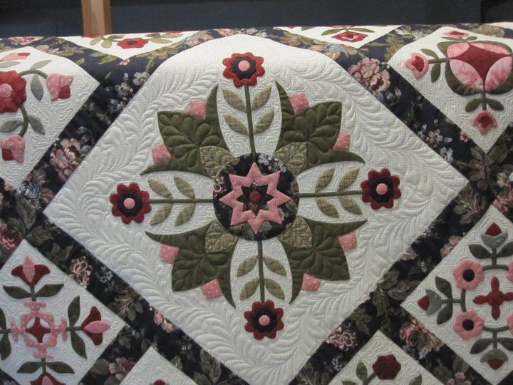Pin by mary allen on quilts applique quilts quilts quilt patterns