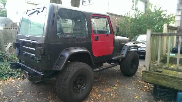 Used 1992 Jeep Wrangler For Sale 6 000 At Bloomfield Nj Jeep