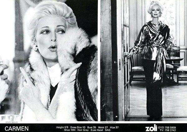 The Model Archives of Marlowe Press  Zoli (New York)1985