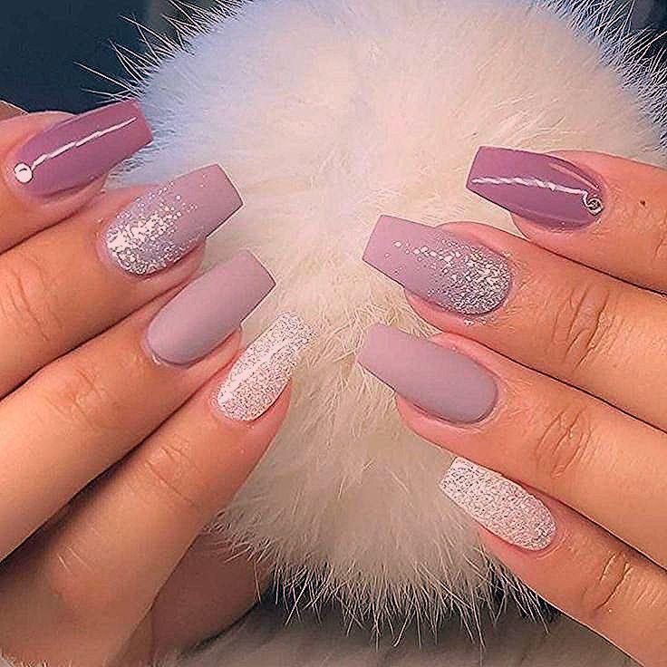 45 le meilleur choix de nail art pour style 2019