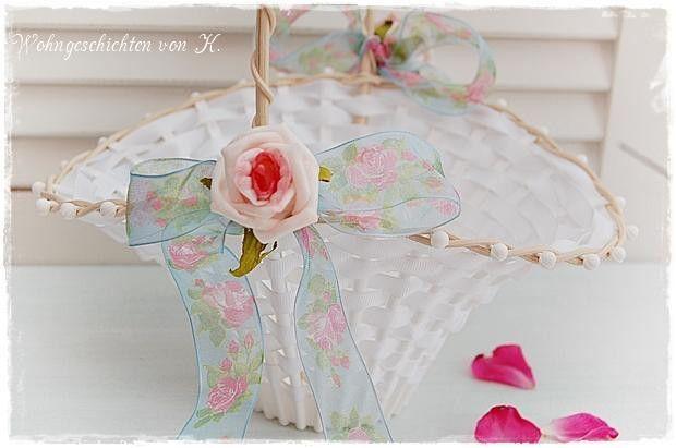 Streukorbchen Weiss Blumenkinder Hochzeit Blumenkorbchen Schongemachtes Blumenkinder Hochzeit Blumen Blumenkorbchen