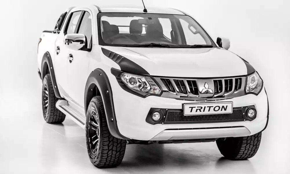 Mitsubishi Adds Bold Triton Xtreme To Local Range Carros Pajero Sport