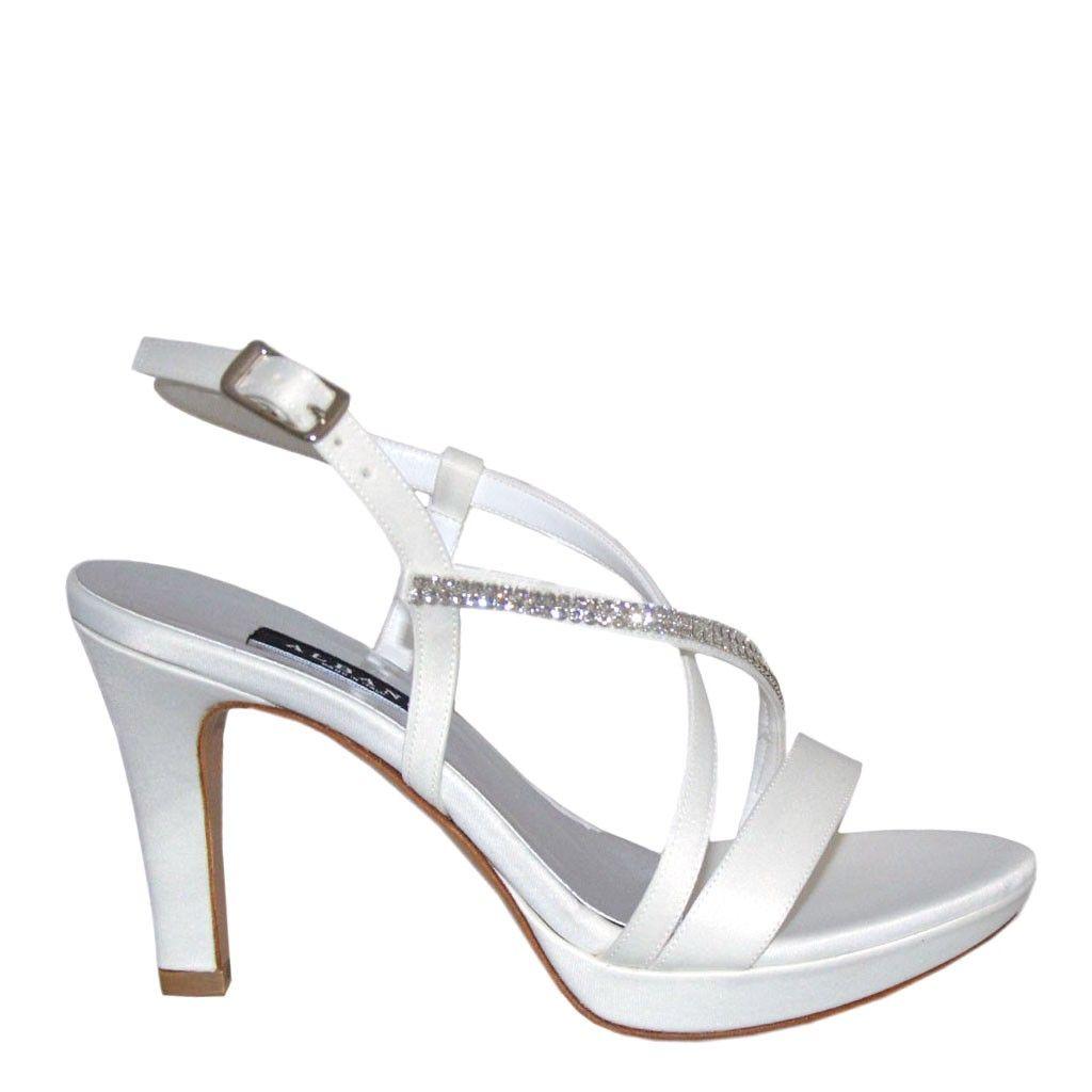 Scarpe Albano Sposa Online.Albano Wedding Classic Heels Scarpe Da Sposa Scarpe Da
