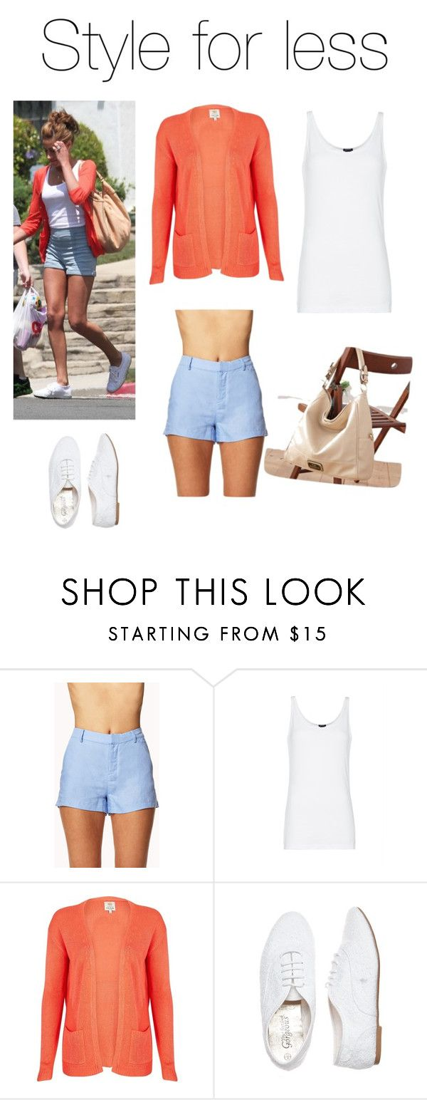 """Untitled #21"" by megjmurray ❤ liked on Polyvore featuring Forever 21, MANGO, River Island and PG Beauty"