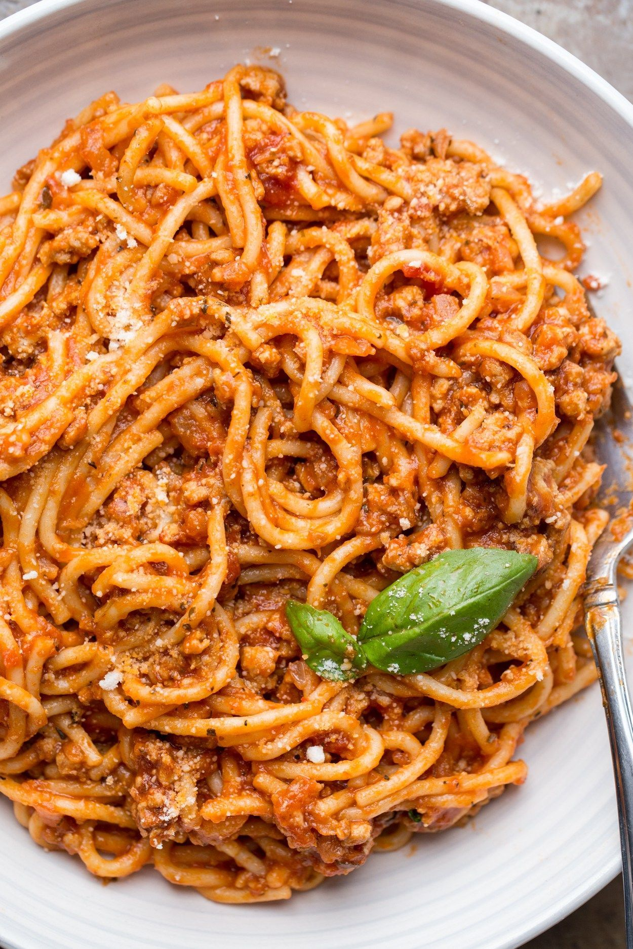 Delicious Spaghetti Minutes Recipe Dinner Meaty Sauce Under With Made In Ade Spaghetti Recipes Healthy Spaghetti Recipes Easy Best Spaghetti Recipe