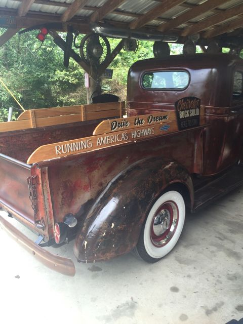 Hot Rods Shop Truck Sideboard Pics And Design Ideas Trucks