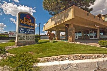Best Western Pony Soldier Inn Suites Flagstaff Az With