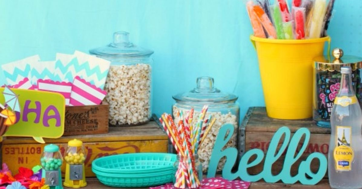 Pop Into Summer With This FunintheSun Party — POPSUGAR