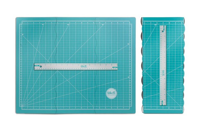 Tri Fold Magnetic Mat We R Memory Keepers We R Memory Keepers Memory Keepers Scrapbook Supplies