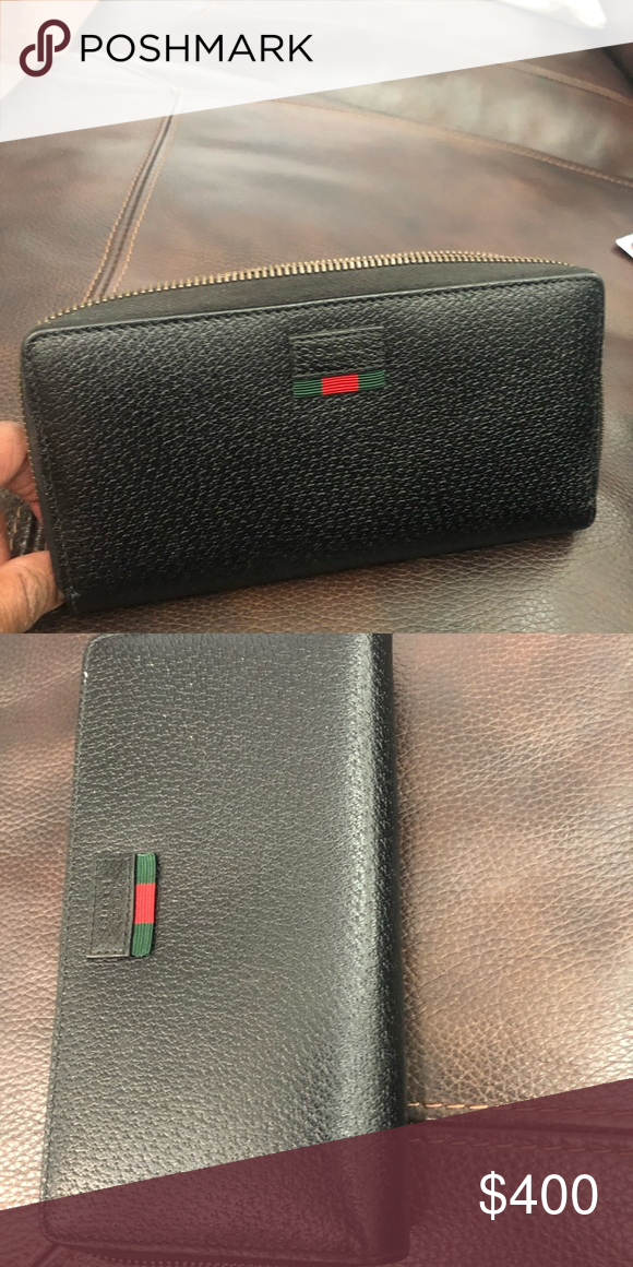 ff975387da2 Men s Wallet Gucci Black leather men s wallet. Never used Gucci Other