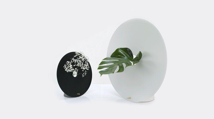 Neckline Vase Small Neckline And Black