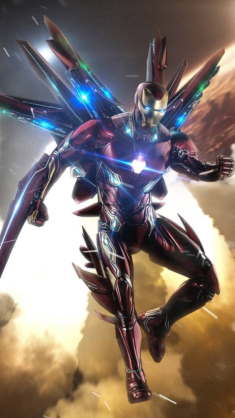 Avengers Endgame Iron Man Suit Iphone Wallpaper Iron Man Avengers Marvel Iron Man Iron Man Suit