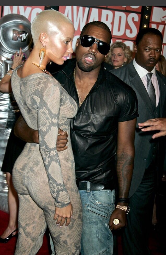 Amberrose And Ex Bf Kanyewest Are U Team Amber Or Team Kim Amber Rose Ex Bf Kanye West