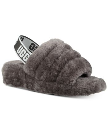 ca40a10434e Women's Fluff Yeah Slides in 2019 | Products | Shearling slippers ...