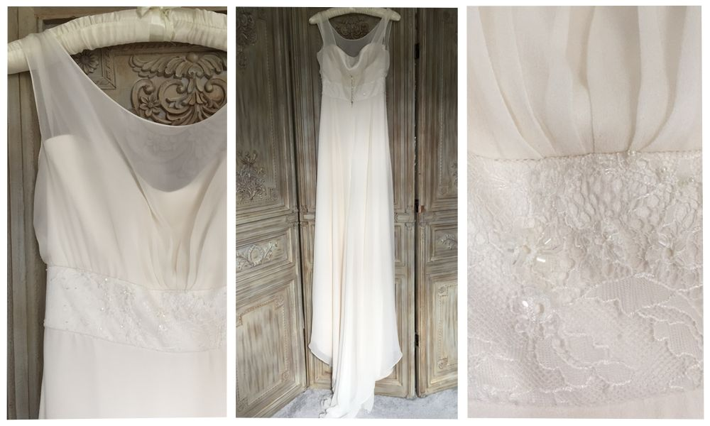 Emma Hunt \'Alice\' £1695 #alice #emmahunt #weddingdress #designer ...