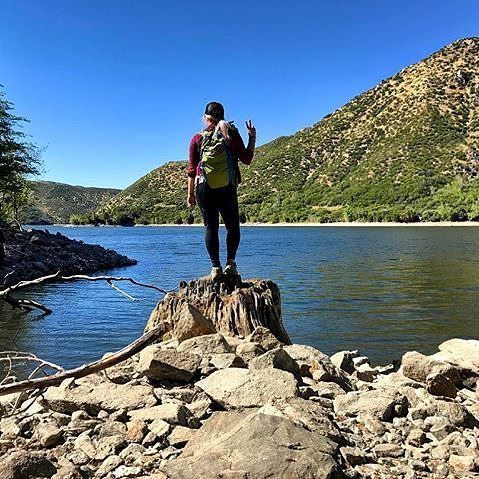 Saturday adventures at Silverwood Lake ✌ Such a nice place