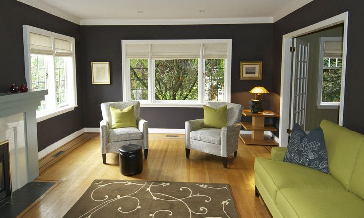 Tanner S Brown By Farrow And Ball Is Closest To Benjamin