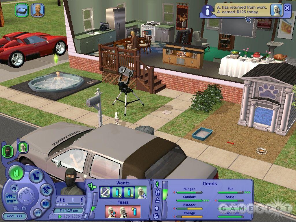 игры sims 2 скачать через торрент