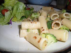 Spicy Broccoli Pasta