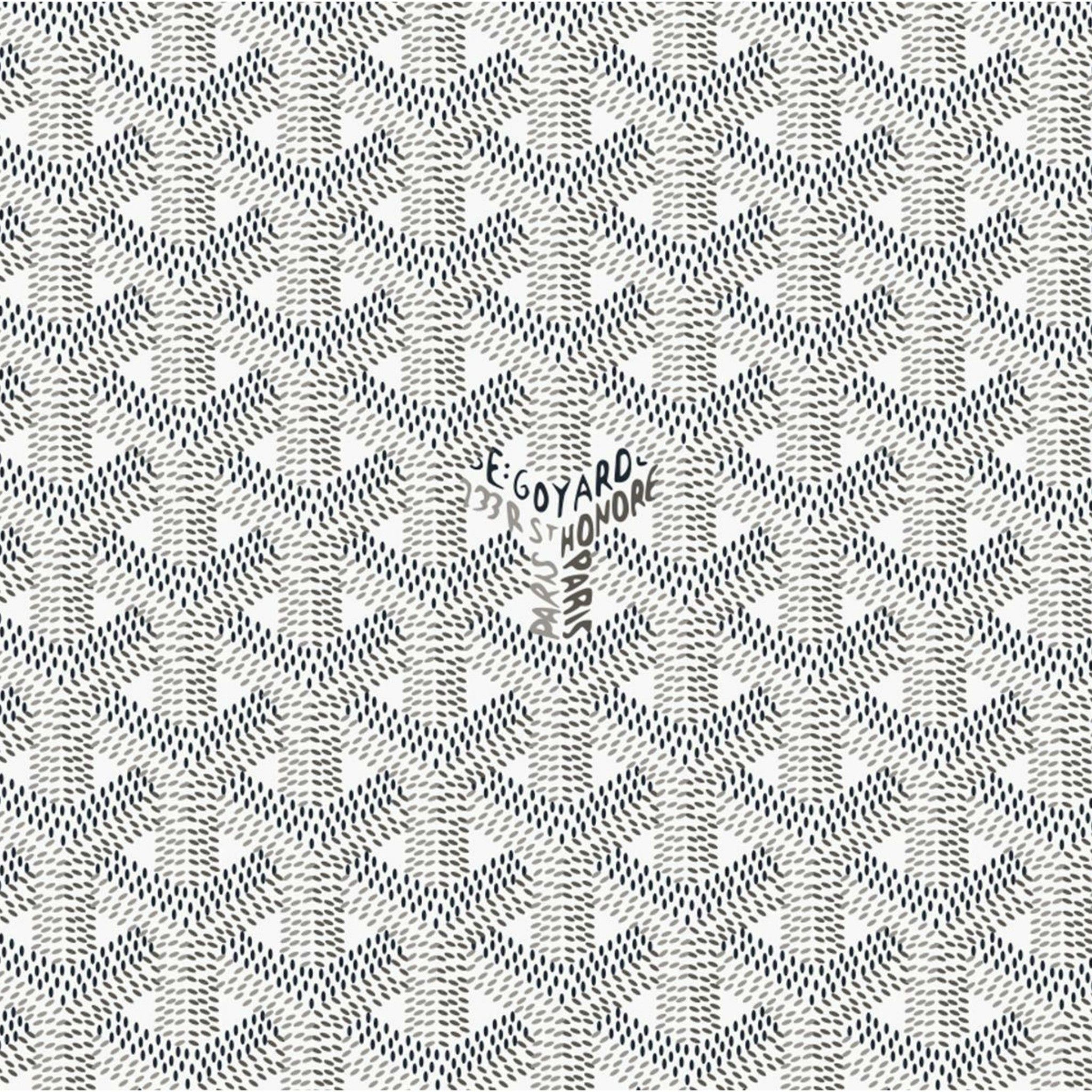 Goyard Design Tap To See More Goyard Wallpapers Mobile9 Hypebeast Wallpaper White Wallpaper For Iphone Goyard Print