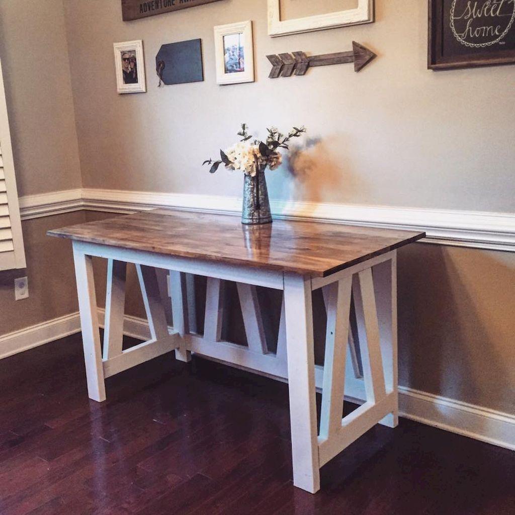 40 Diy Home Decor Ideas: 40 Easy Diy Farmhouse Desk Decor Ideas On A Budget (38