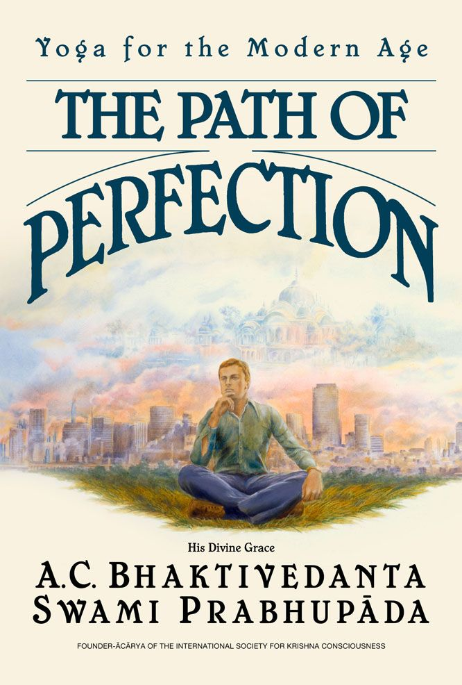 Dandavats | The Path of Perfection: Another new ebook from the North European BBT!