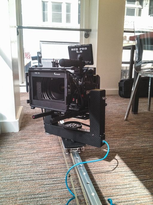The Motus Is A (Commercial Grade) DIY 3 Axis Time Lapse ...