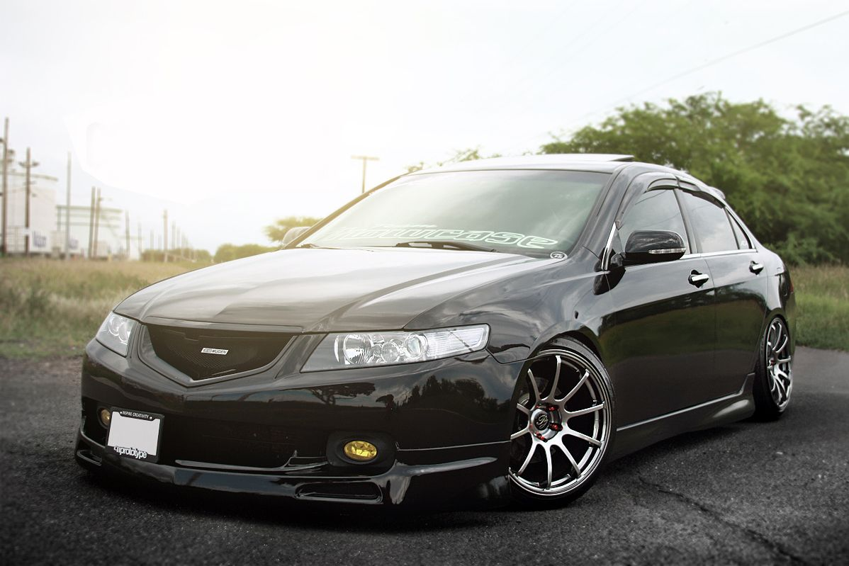 Acura TSX Slowly But Surely Acura JDM Rvinyl - 2006 acura tl accessories