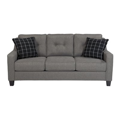 Charlton Home Adel Sofa Bed Ashley Furniture Sofas Charcoal