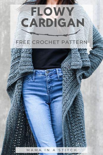 Photo of Free Girls Sweater Crochet Pattern