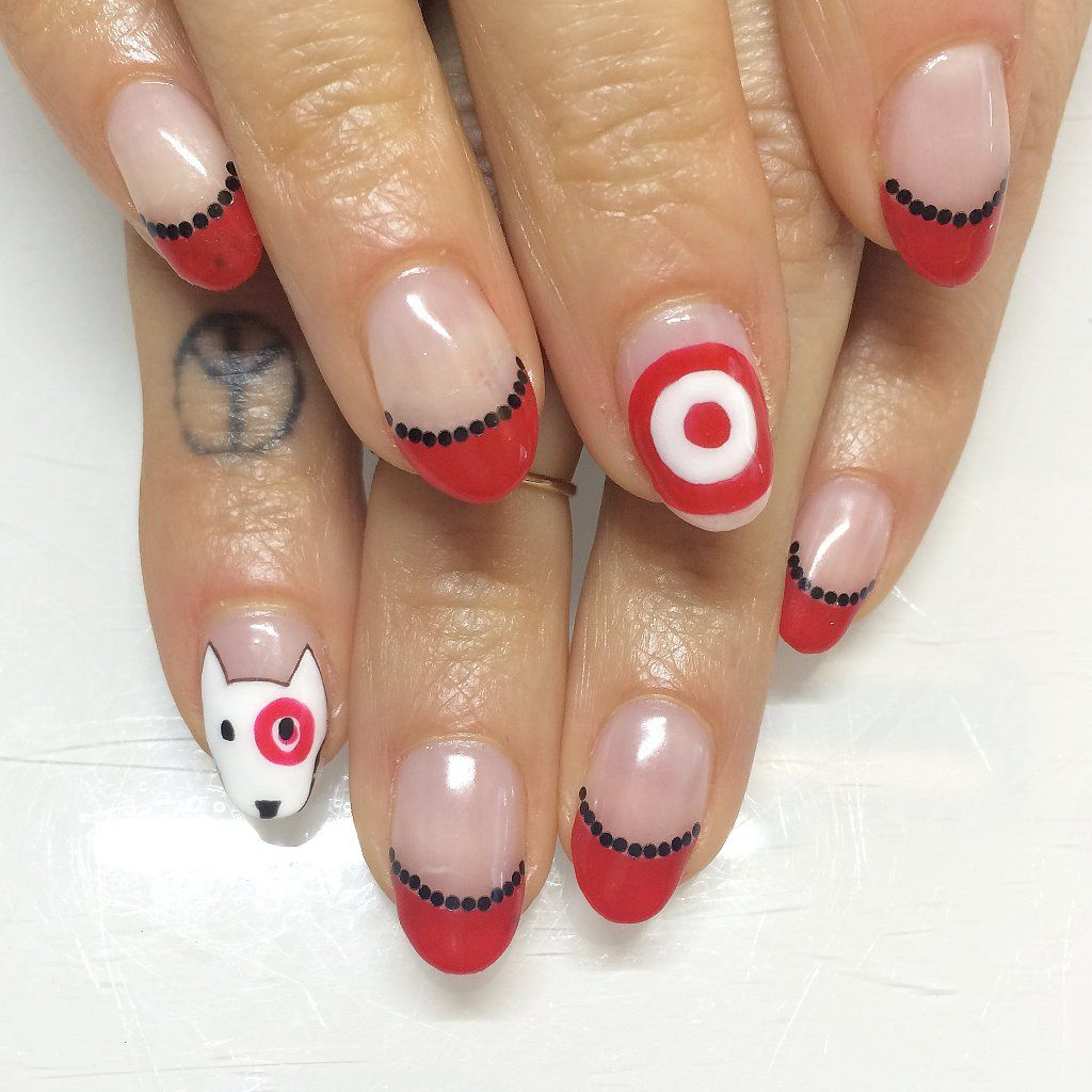 34 Nail Art Ideas So Subtle You Can Wear Them Anywhere Even At Work Stylish Nails Art Makeup Nails Designs Nail Art Designs
