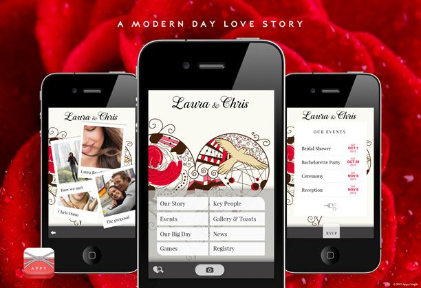 This Site Helps You Make An App To Share With Wedding Guests Looks Very Promising Wedding Apps Wedding Applications Wedding Planning Advice