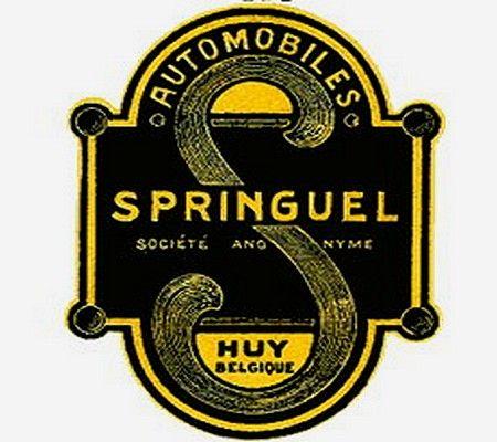 la marque de véhicules automobile belge springuel fut fondée en 1907