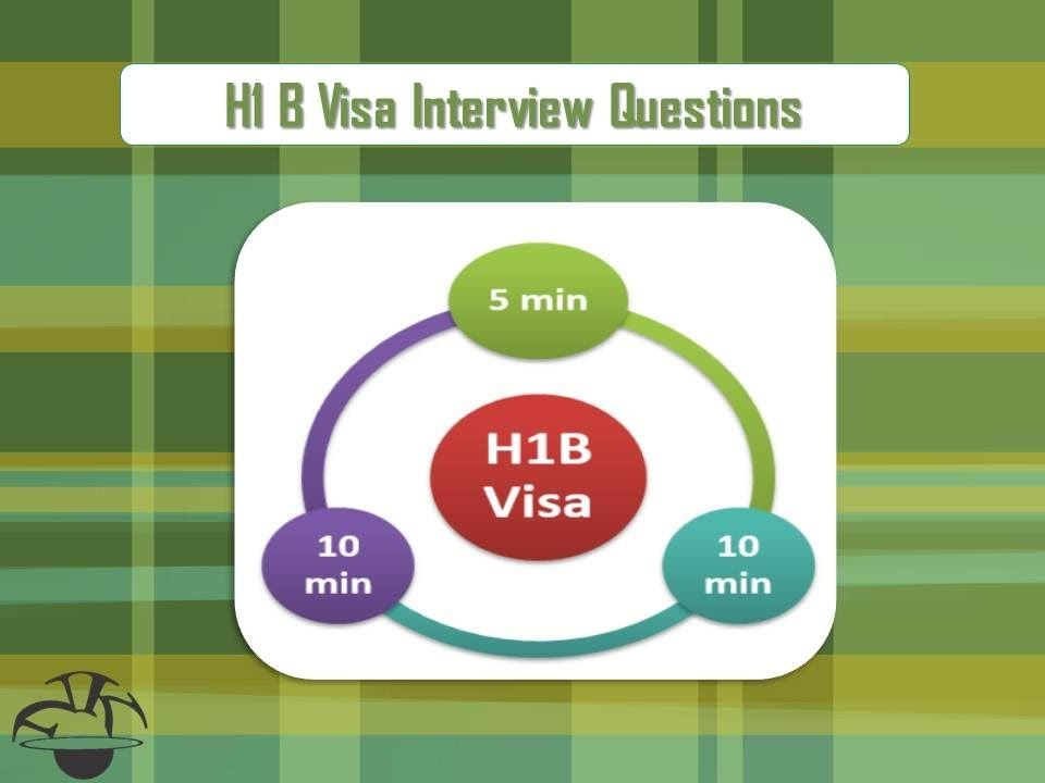 H1 B Visa Interview Questions