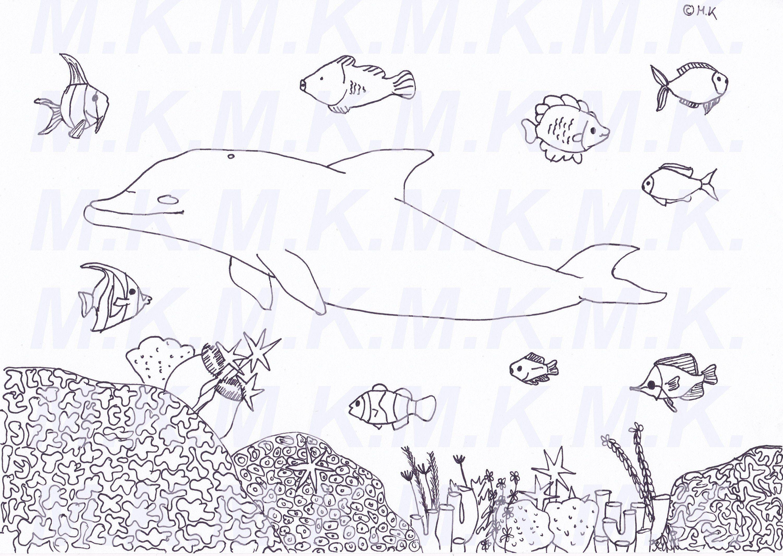 unterwasser tiere malvorlagen instagram