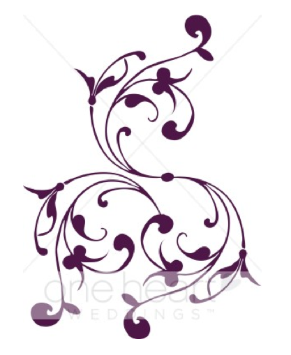 image from http www weddingclipart com image clip art purple rh pinterest ca flourish clipart flourish clipart flourishes clipart black and white