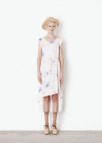Love this cut! August Street » Blog Archive Clara Dress |