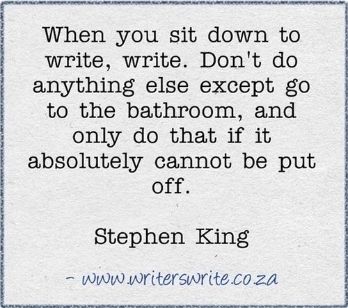 Quotable - Writers on Writing