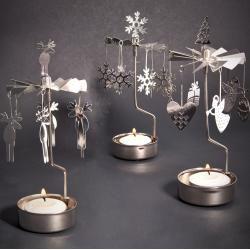 Änglaspel Drehlicht Schneekristall PlutoPluto #schöneweihnachten
