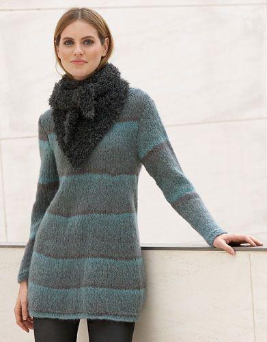 Revista mujer Concept 1 Otoño / Invierno | 7: Mujer Jersey | Verde ...