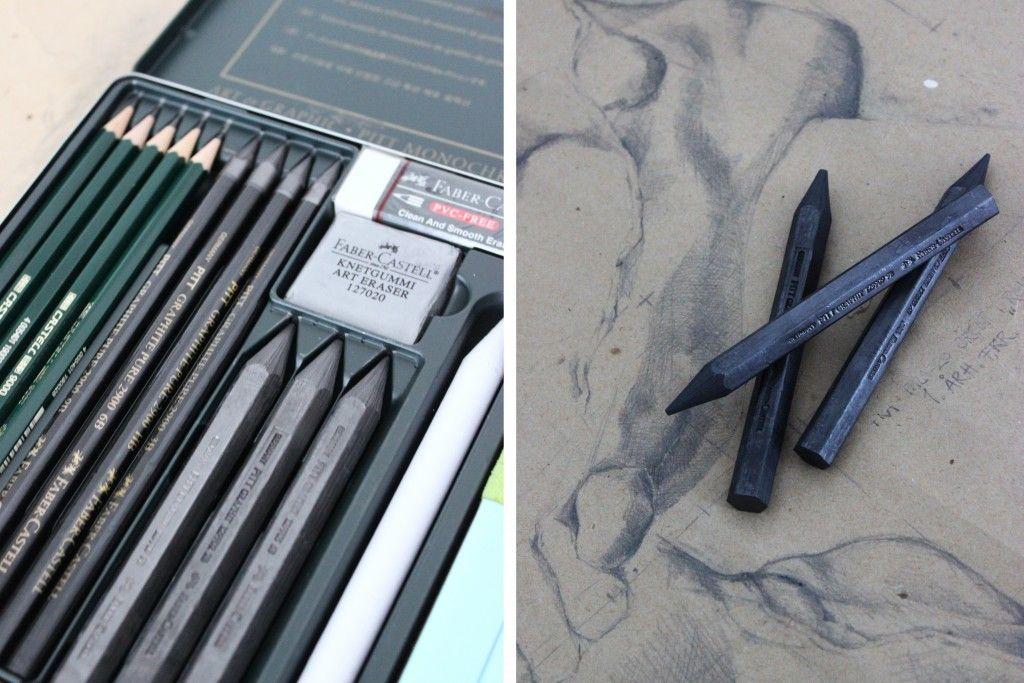 Http Www Blog Bog Ide Dk Konkurrence Vind Tegnesaet Fra Faber Castell