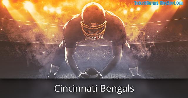 Buy online 2020 Cincinnati Bengals Ticket from one of the